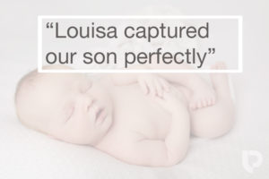 Best baby photographer Muswell Hill: Louisa captured our son perfectly