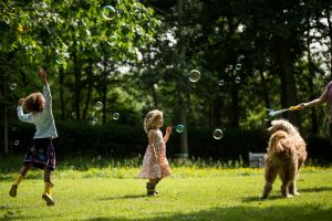 Family photographer North London parks make a great venue