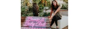 Baby & Bump club founder Alex Kohansky