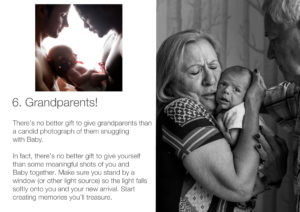 Grandparents: How to take better photos of your baby on your phone