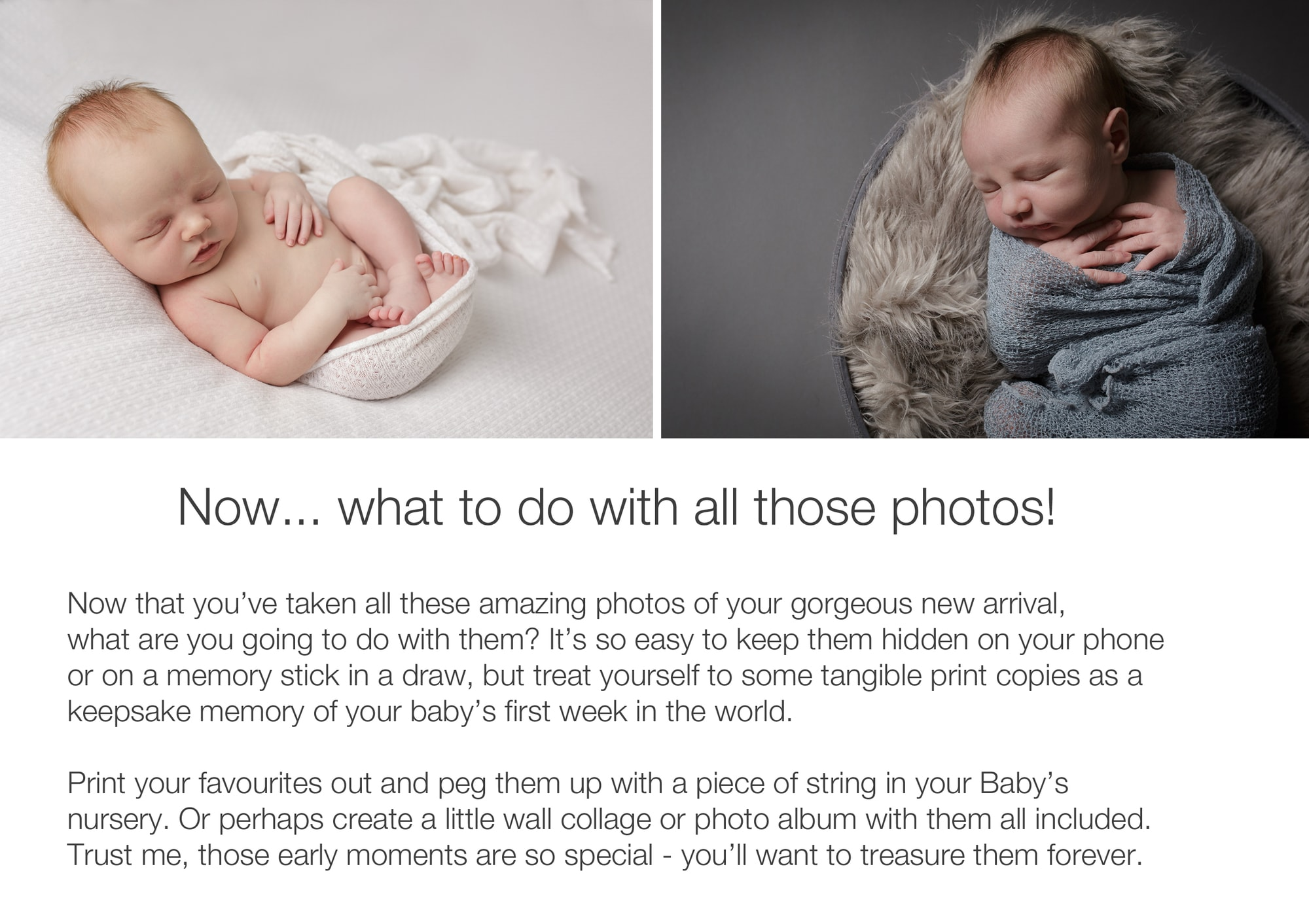 How to take better photos of your baby on your phone