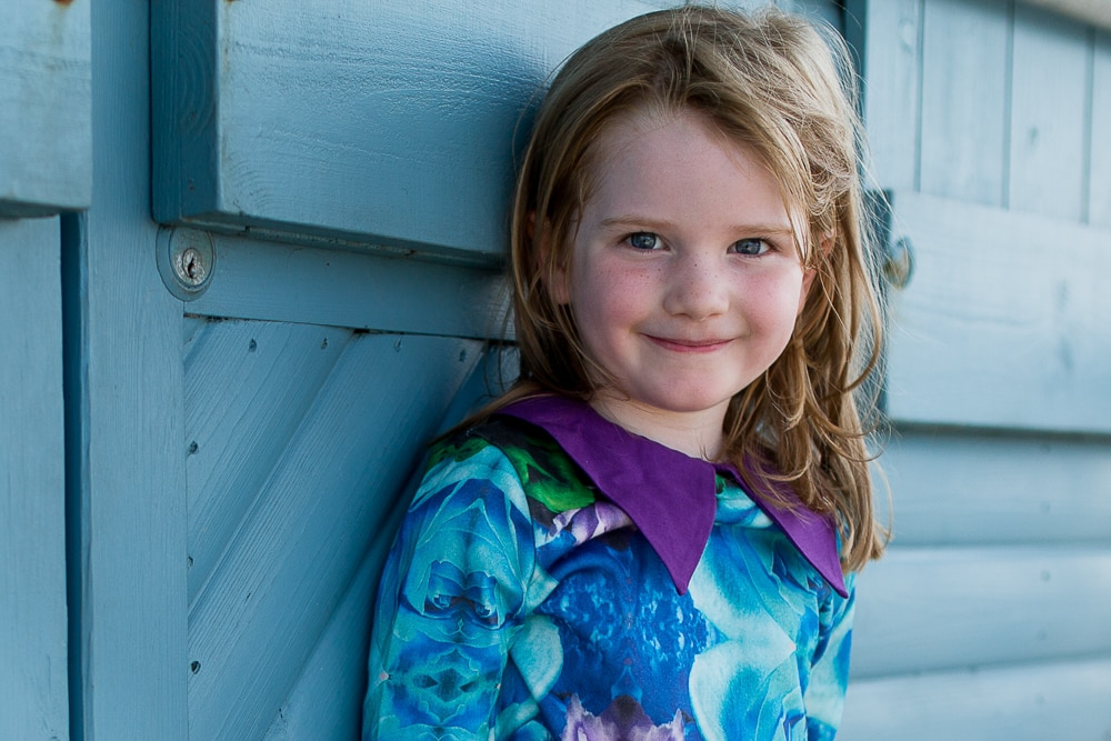 Outdoor family photoshoots at the beach can be incredible