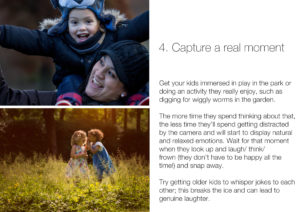 Real moments: How to take better photos of your kids on your phone