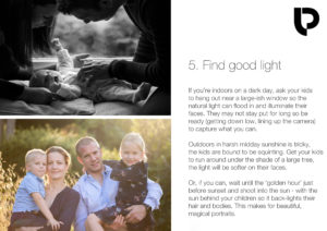 Good light: How to take better photos of your kids on your phone