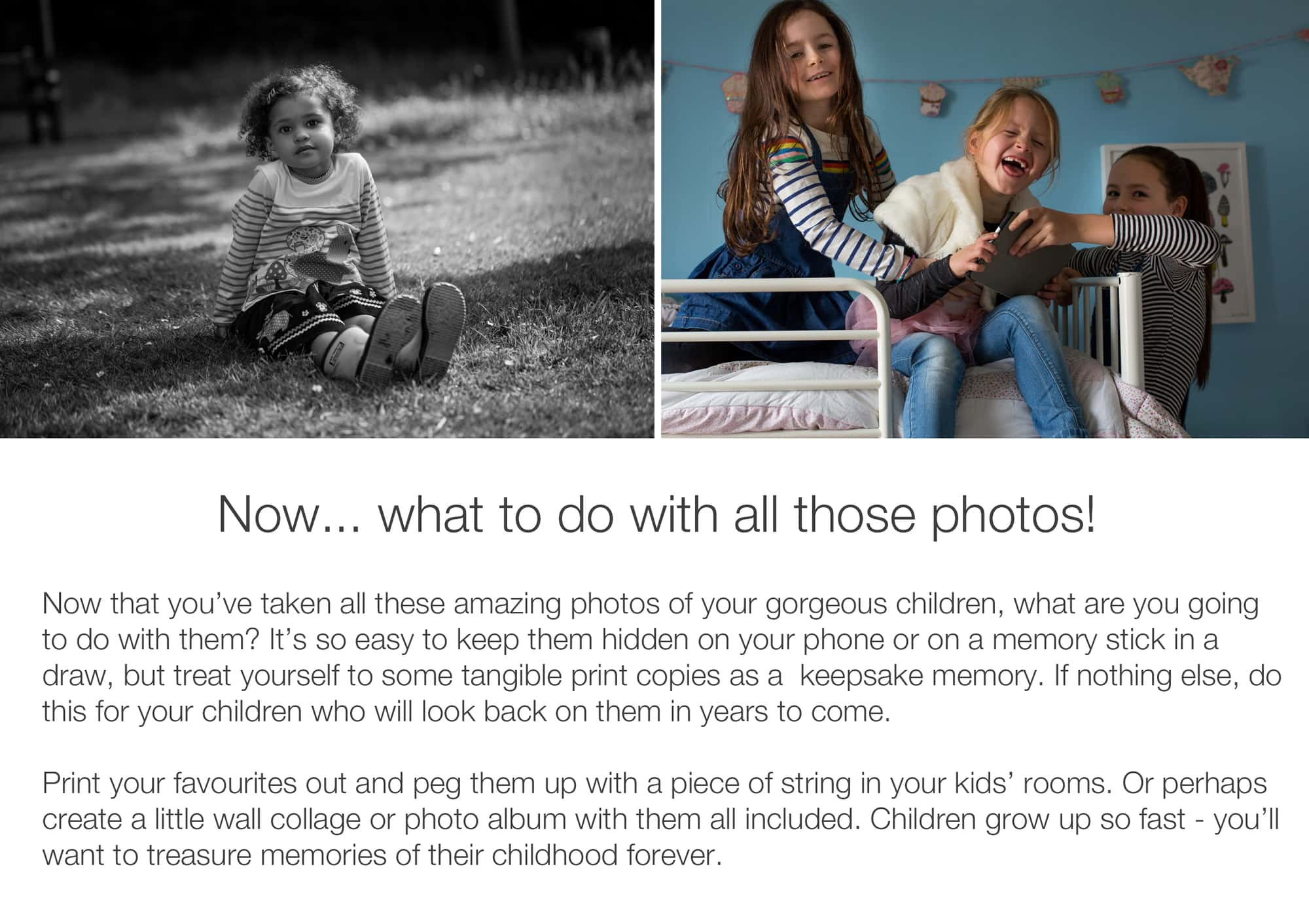 How to take better photos of your kids on your phone