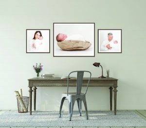 Where do you want to hang your portraits after a Muswell Hill photographer session?