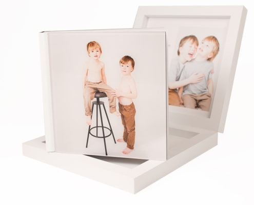 The Cherish Journal is an amazing album to store your favourite portraits from your Muswell Hill photographer