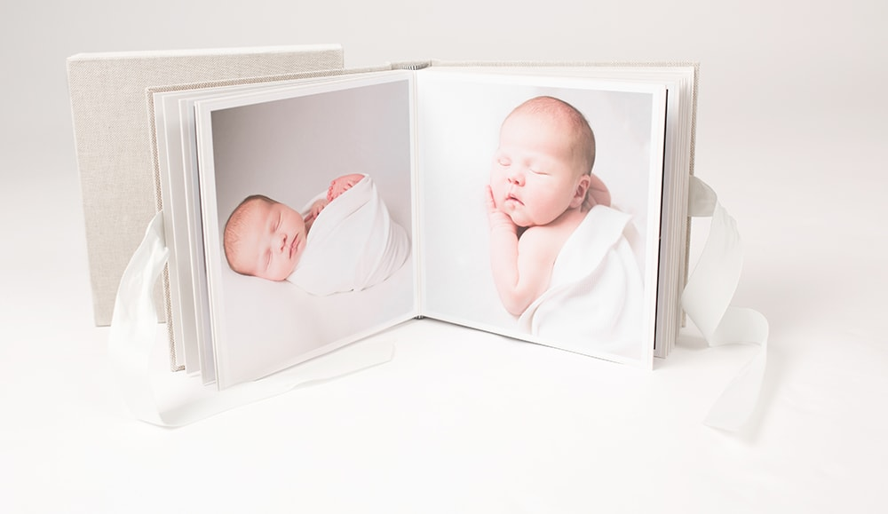 When you book a Muswell Hill baby photographer, be sure to ask about the products they offer