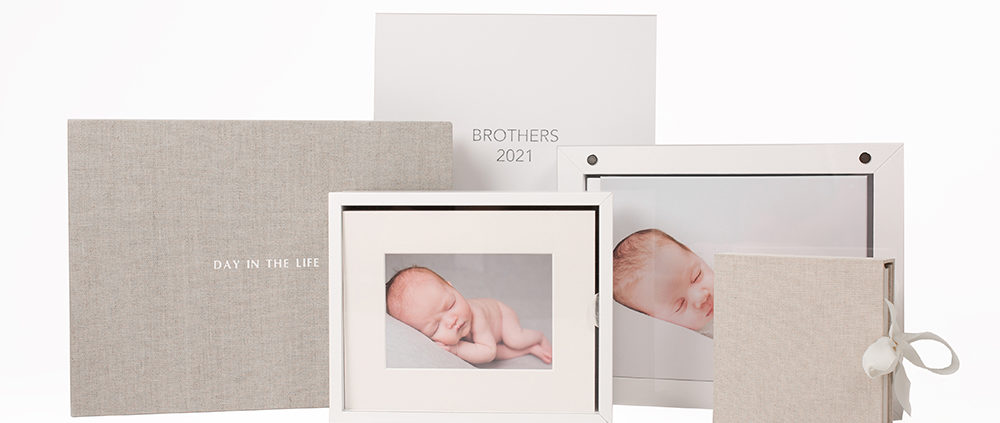 At North London photographer Louisa Peacock Photography, you can choose from a variety of albums to suit your needs