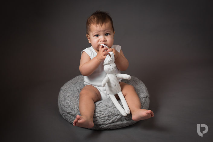 The best baby photography London is where images are neutral and simple.