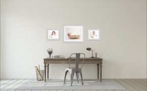 As a newborn photographer Muswell hill, I love to bring images to life with tangible prints