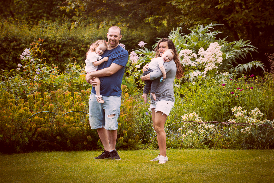The best family photographers are able to capture the whole family naturally without it looking posed
